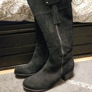 Naturalizer Women's Demi Wide Calf Riding Boot